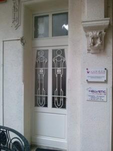 Rákoscsaba-Újtelep fa bejárati ajtócsere