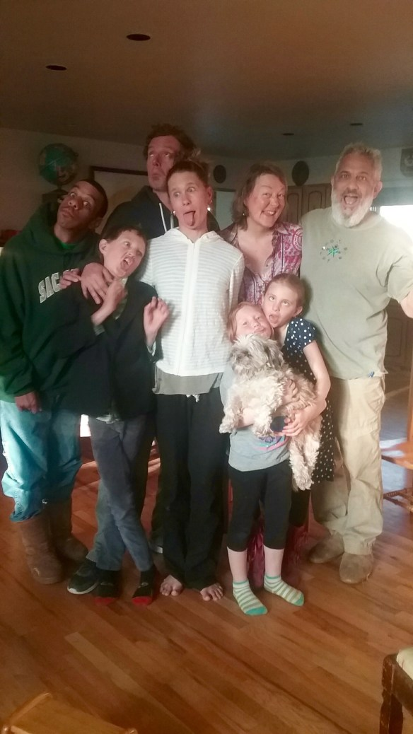 Peaceful Family