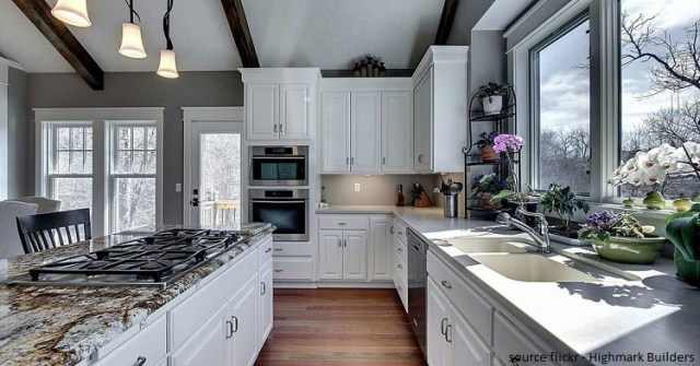 upgrading kitchen