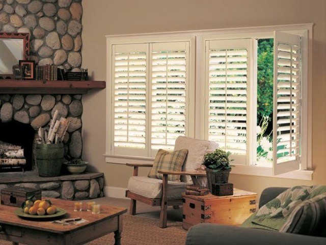 House blind installation services