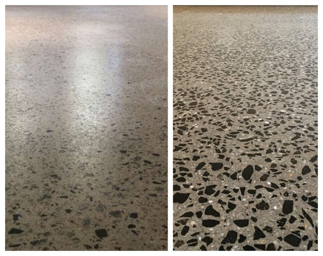 Grind and Seal Floors