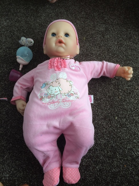 Baby Annabell fit for a prince - Bizzimummy 🧚♀️