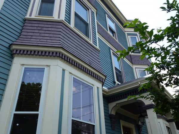 color consulting for Condo and HOA groups and commercial spaces