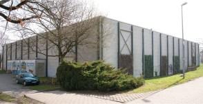 Neubau Sporthalle, Brühl