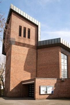 Neubau Marienkirche, Köln-Lindweiler
