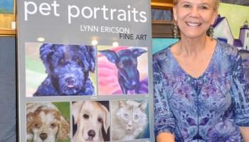 Maine's Lynn Ericson and her pet portraits
