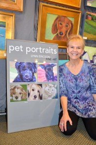 Maine's Lynn Ericson and her pet portraits