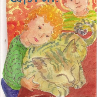 Why do cats purr book cover