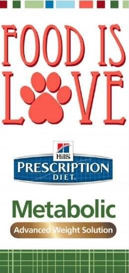 Food is Love #Hills Prescription Diet