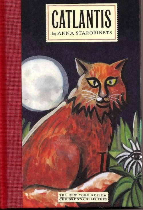 Catlantus is an amusing cat tale of magical proportions