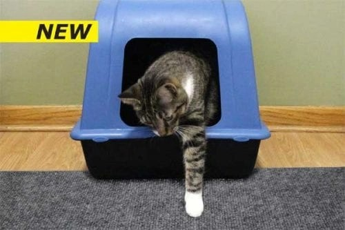 Drymate's new Litter Trapping Mat is the best
