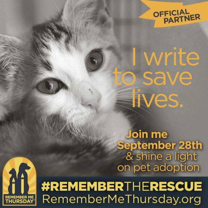 Be a Part of the Remember Me Thursday Awareness Movement
