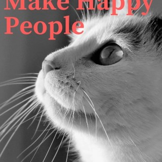 appy Cats Make Happy People