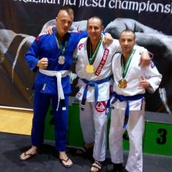Well done Michal and Milosz on their gold and silver medals at this year's Irish Open!