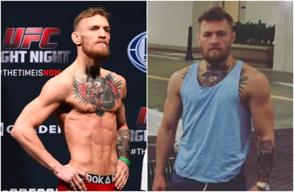 Conor McGregor's Nutritionist on the Move to Lightweight ...