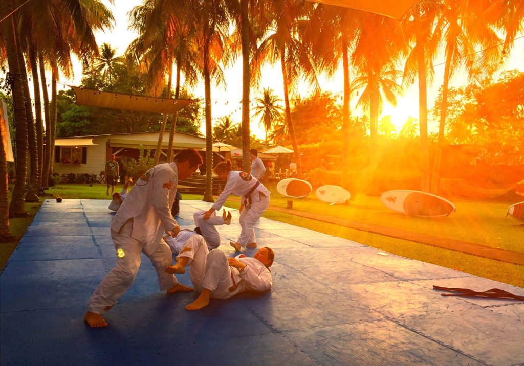 Deciding on a BJJ camp location: insight by Christian Graugart, founder of BJJ Globetrotters