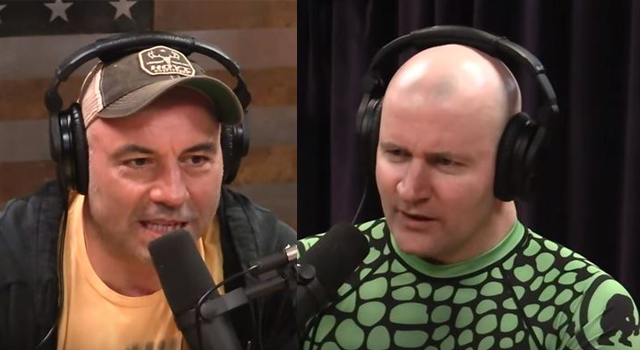 John Danaher on Joe Rogan podcast: how he got into Jiu Jitsu, the