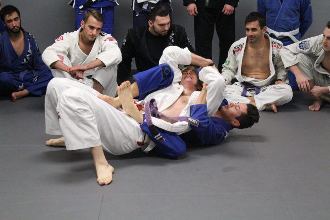 Don't Quit Jiu Jitsu. Keep pushing