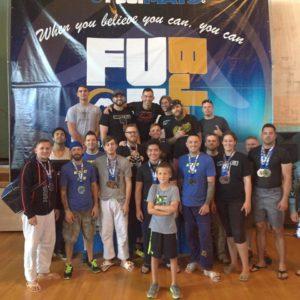 Springfield BJJ FUJI Tournament Group Photo