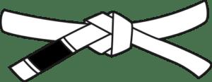 white belt in BJJ