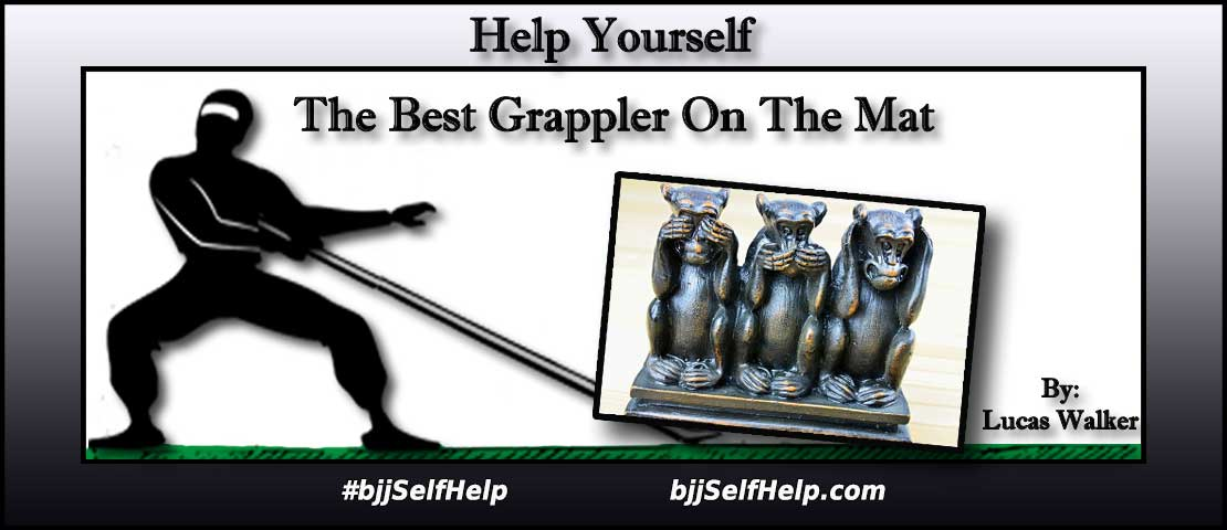 What To Do When You Are One Of The Best Grapplers On The Mat