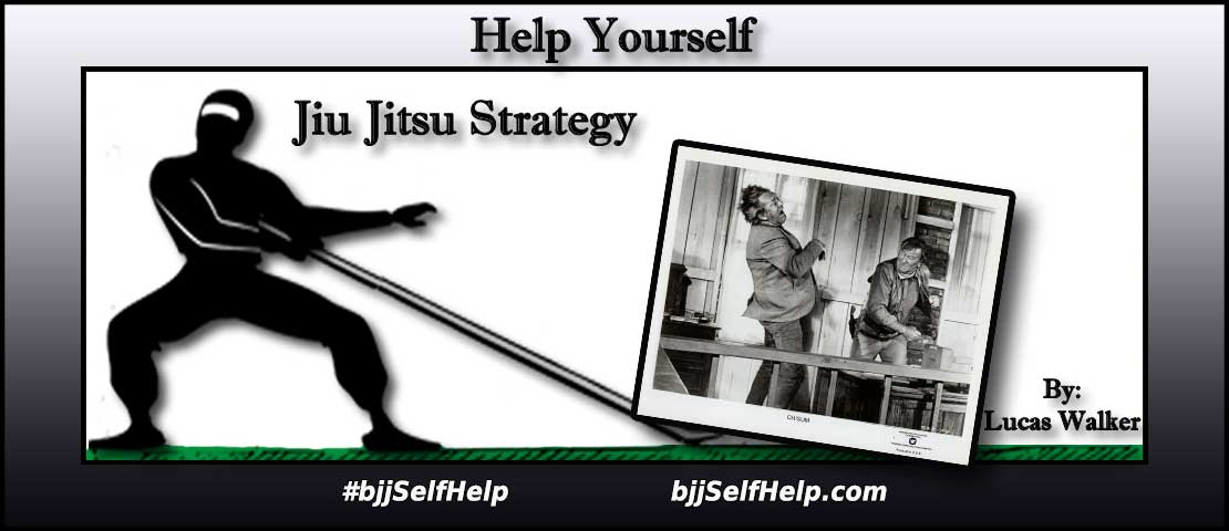 Jiu Jitsu Strategy (Heavy Is The Head That Wears The Crown. (Pt. 1)