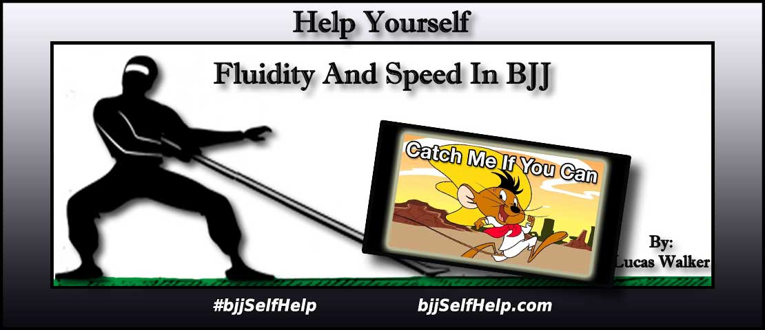 Fluidity And Speed In BJJ