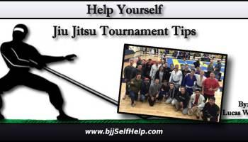 Step By Step Jiu Jitsu Game plan For Tournaments - #bjjSelfHelp