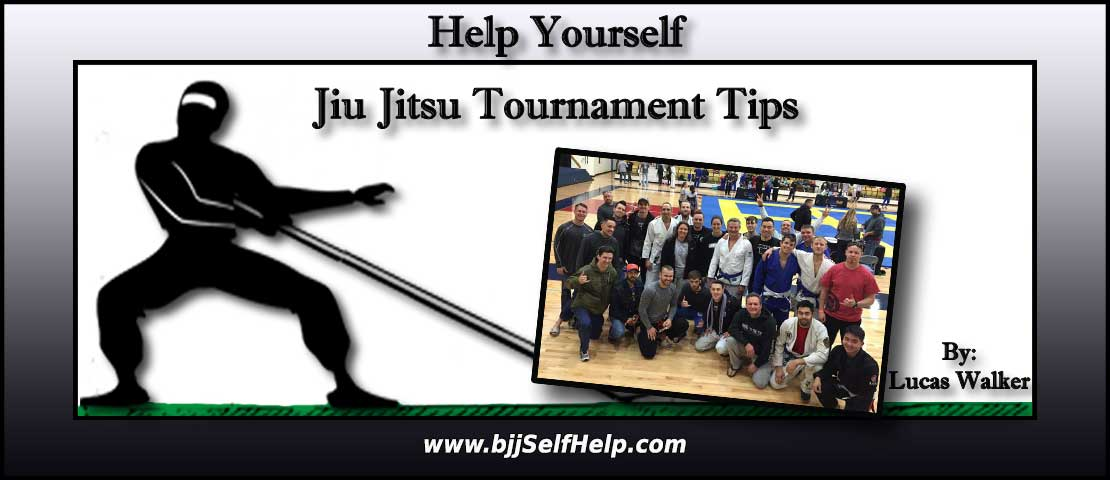 Jiu Jitsu Tournament Competition Checklist