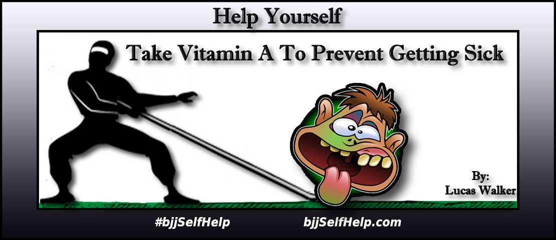 Don't Miss Mat Time – How To Take Vitamin A To Prevent Getting Sick
