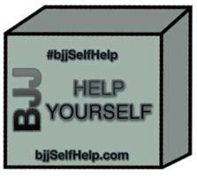 #bjjSelfHelp Help Yourself!