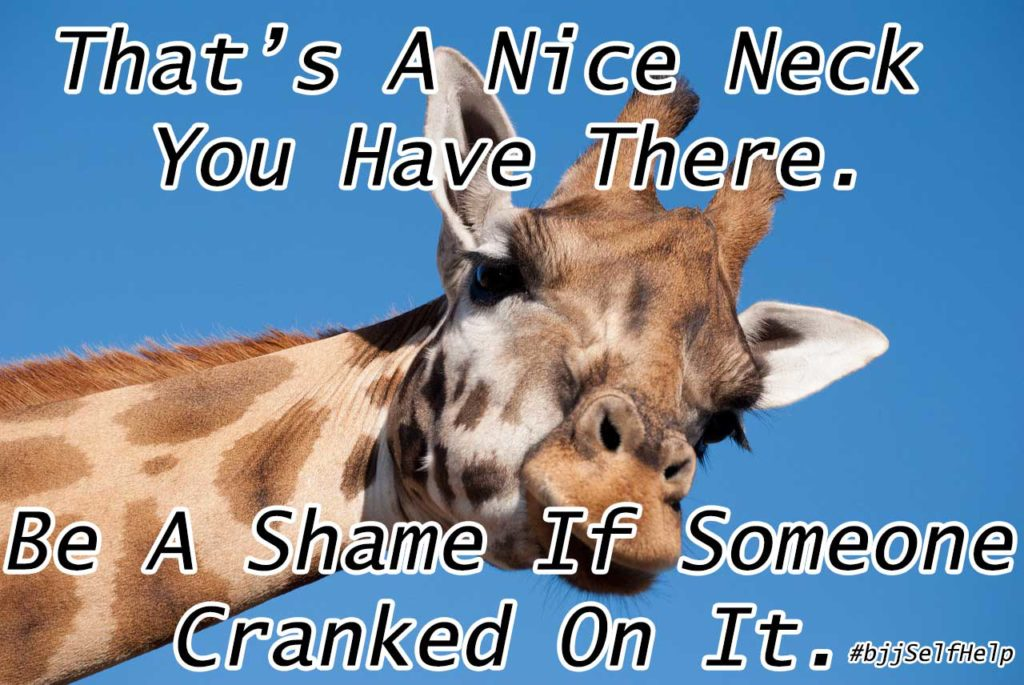 Neck Crank Giraffe