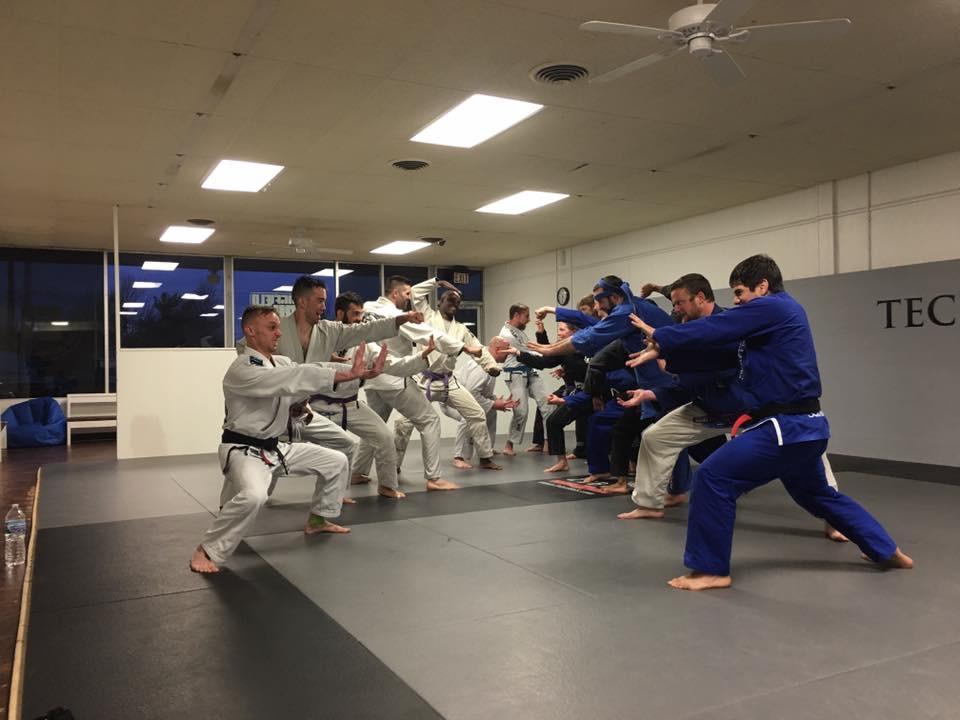 Brazilian Jiu Jitsu Chi Blast