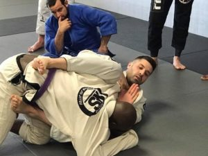 Working With Upper Belts Who Can Control The Action (Nick Sanders)