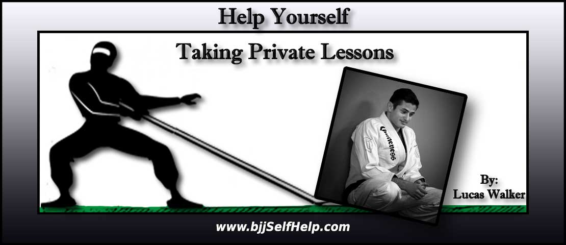 Taking Private Lessons