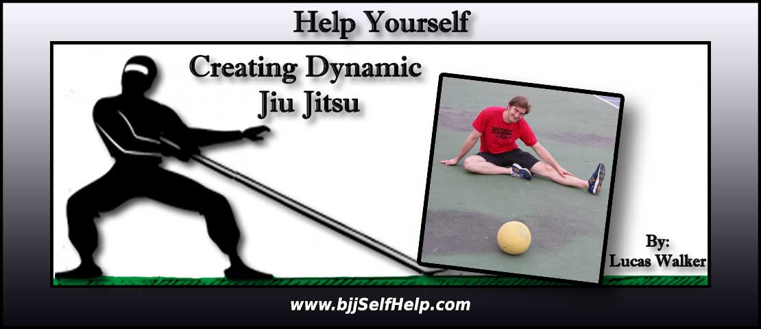 Creating Dynamics In Jiu Jitsu