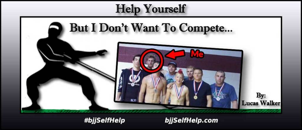 Why Everyone Should Compete In A Tournament In BJJ