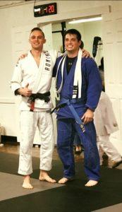 Cooper Williams Gets His Blue Belt