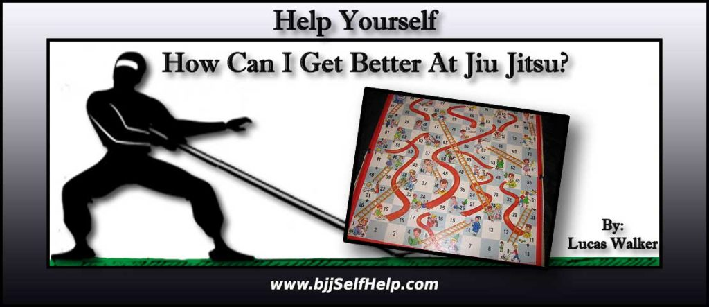 Getting Better At Jiu Jitsu