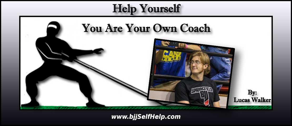 You Are Your Own Coach – Taking Ownership Of Your Jiu Jitsu
