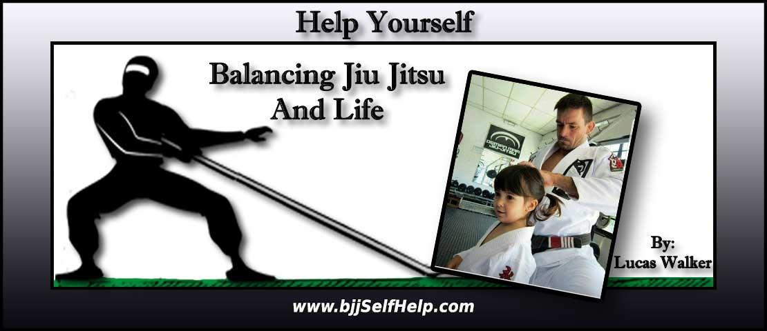 Balancing Jiu Jitsu And Life