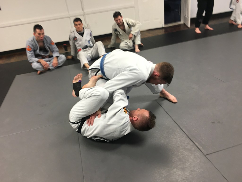 Guard Passing Brian Lowry