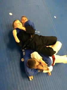 Brian Stuebner beating up kids