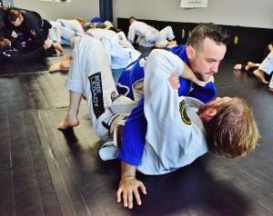 Choking BJJ Training Partners Is So Much Fun