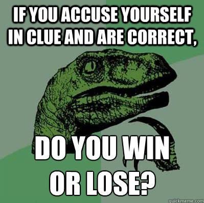 Clue Dinosaur