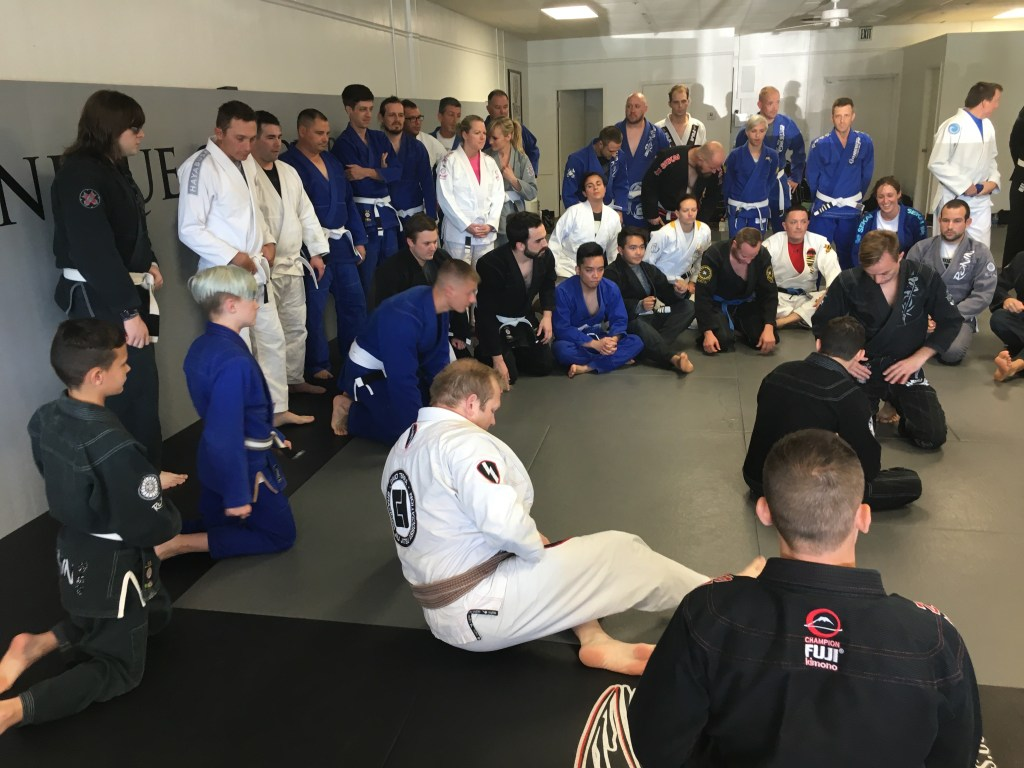Group Training Fitting Into Busy Schedule