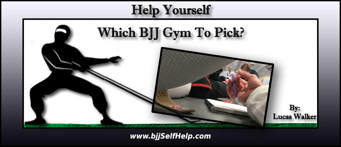 Which Brazilian Jiu Jitsu Gym Should I Join? How To Research