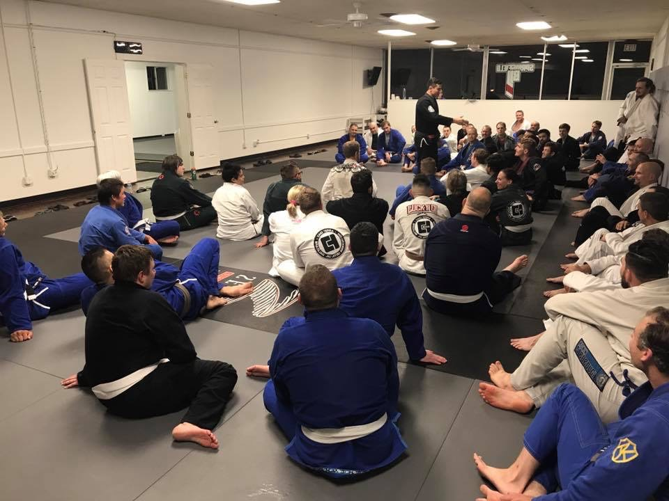 The Perfect BJJ Gym