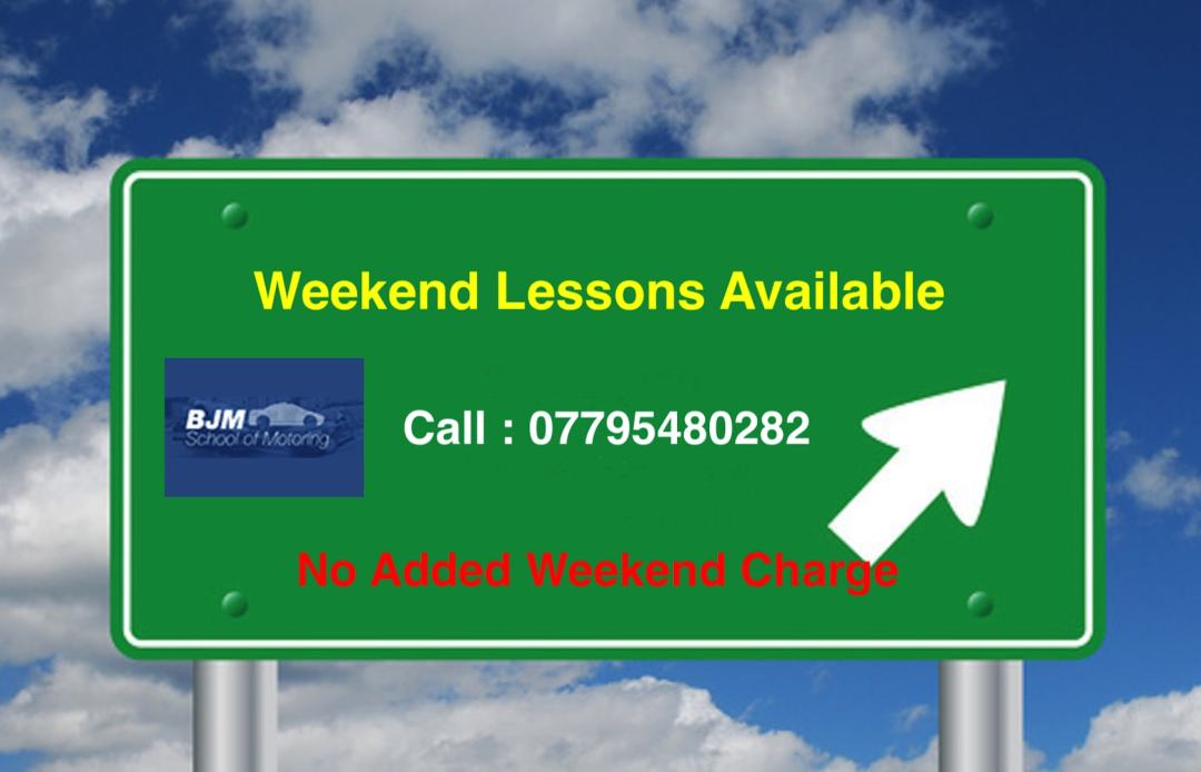 driving lessons, Driving lessons in Bradford, BJM School of Motoring