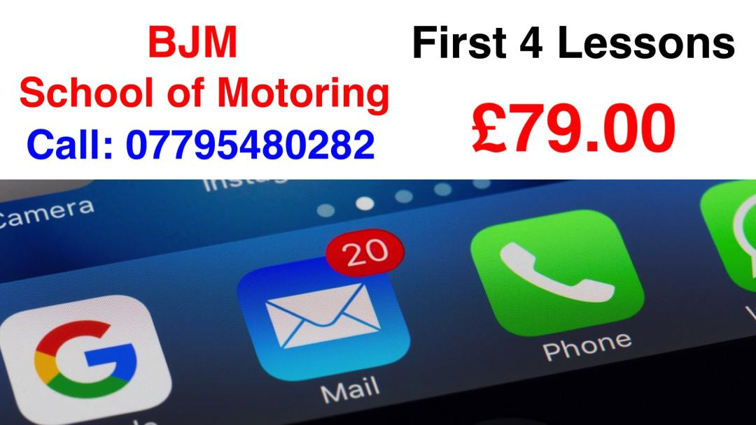 Tips, Top 10 Driving Lesson Tips, BJM School of Motoring, BJM School of Motoring